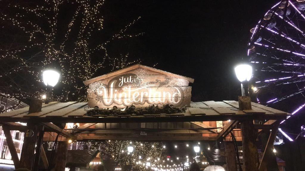 Oslo zur Vorweihnachtszeit