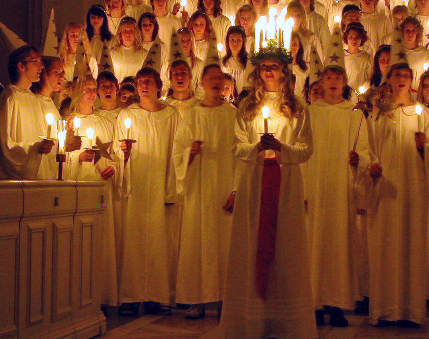 Lucia, immer am 13.12.
